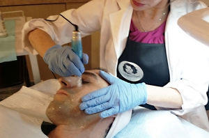Collagen Induction Therapy / Micro-needling treatment by Minx Mogul